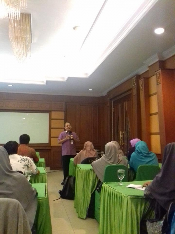 Yayasan Al Abidin Gelar Workshop